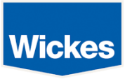 Wickes logo and link