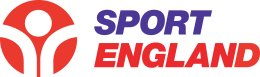 Sport England logo and link