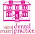 High Street Dental Practice logo and link